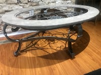 Beautiful ROYAL MARBLE TABLE  Pickering