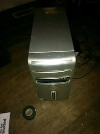 Dell desktop and nice hp monitor  Springfield, 45505