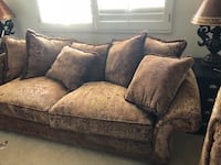 Ethan Allen sofa and chaise Murrieta, 92562
