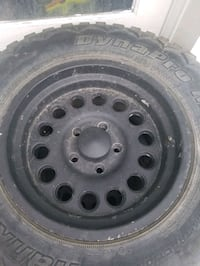 Ford rims and tires  Dansville, 14437