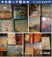 All new top #1 New York Best sellers 19 diff books Metairie