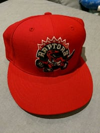 Toronto Raptors Fitted adidas hat Toronto, M9C 1A1