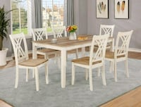 7 Pc Dining Set Fort Myers, 33907
