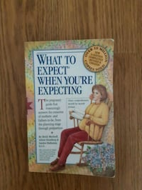 What to Expect When You're Expecting book Calgary, T2V 1W4