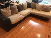 Sectional Couch / L Shaped couch Manassas