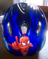 Spiderman Child Helmet Mississauga, L5N