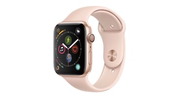 Apple Watch series 4  (GPS) 44mm gold