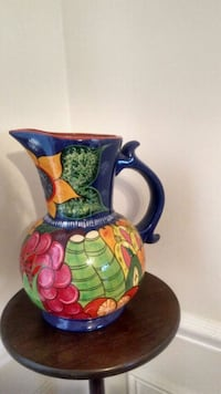 """11"""" vase from New Mexico  Towson, 21286"""