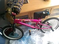 "New pretty in oick 20"" girls bike Pawtucket, 02860"