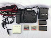 Canon EOS 5D Mark II 21.1MP Full Frame DSLR (Body  Avon Park, 33825