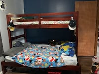Twin over full bunk bed Melbourne, 32904