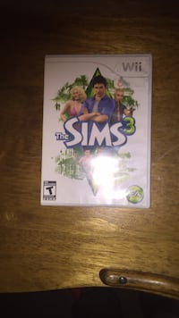 sims 3 wii game Woonsocket, 02895