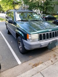 97 JEEP GRAND CHEROKEE  Germantown