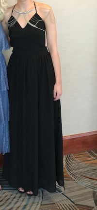 Gorgeous Floor Length Dress Size L  Phoenix