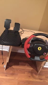 Ferrari racing wheel Vaughan, L4H 1L3