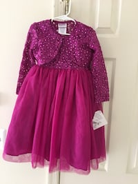NEW - Size 5 Girls Dress Fairfax, 22033