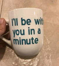 Coffee mug - never used Woodbridge, 22193