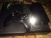 Black xbox one console with controller Fort Worth, 76040