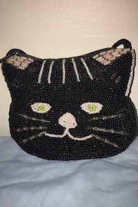 Beaded kitty purse. Frederick, 21703