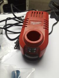 Milwaukee power tool charger