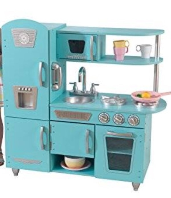 877bde192aa7 Used New in box Children's toy kitchen for sale in Lockport - letgo