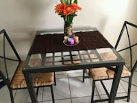 Ikea Table with Two chairs. Vancouver, V5P 1L8