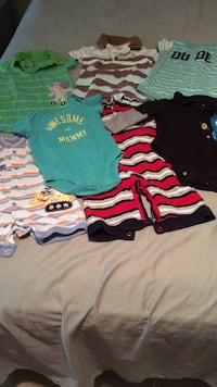 Baby boy clothes  1486 mi