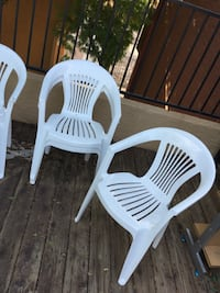 4 garden chairs, lawn chairs, patio chairs Tempe, 85281