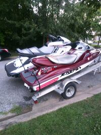 Emergency sell jet skis