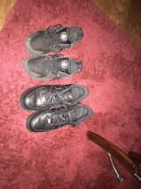 Nike Hurruache and AF1 sz 9.5 and 11 Houston, 77077