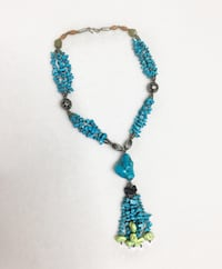 Genuine Turquoise Necklace  Surrey, V3W 5J9