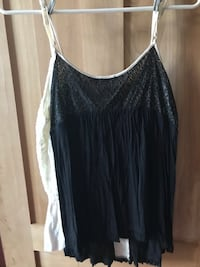 women's black spaghetti strap top Arlington, 22201