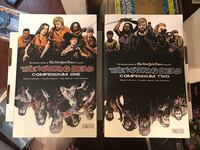 The Walking Dead Compendiums 1 & 2 (used) Germantown, 20874