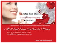 50% off Beauty Services for Women  546 km