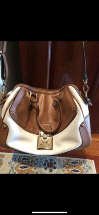 London fog top handle with additional strap handbag  Vienna, 22182