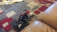 4 pairs of  shoes 2 jordan  1 addidas 1 nike sandls Dearborn, 48126