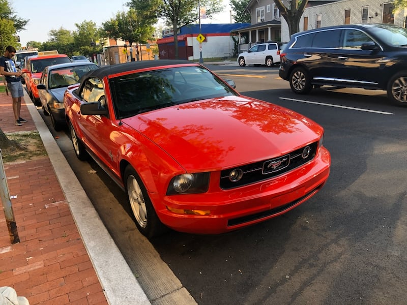 2007 Ford Mustang GT Deluxe 4253dca9-be81-46fb-bbb4-577dbe8224d2