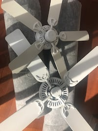 Two ceiling fans good condition  Clifton, 07013