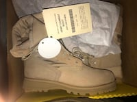 Mcrae military issued boots new size 12