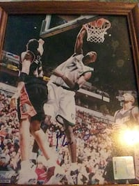 Signed picture Hopkins, 55343