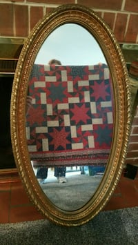 Oval Gilded Mirror  Hagerstown, 21740