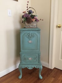French Provincial - Dresser / Armoire Imperial, 63052