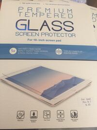 BRAND NEW IPAD PRO 12.9 9.7 TEMPERED GLASS SCREEN PROTECTOR Moreno Valley, 92553