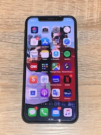 Apple iPhone X 256GB Space Gray Unlocked for any Carrier With Extras!