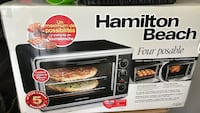 Brand New Hamilton Beach Oven $220 Central Okanagan, V4T 1N3
