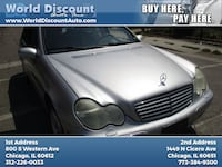 2002 MERCEDES-BENZ C240 C240 Chicago, 60612