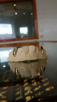 FANGS YELLOW, ROSE OR WHITE GOLD