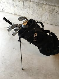 Custom Nickent Golf Clubs with bag Vaughan, L4H 3V5