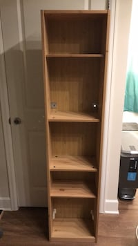 bookcase shelving