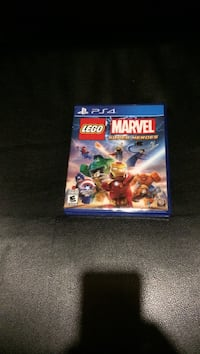 LEGO marvels ps4 game Cambridge, N3H